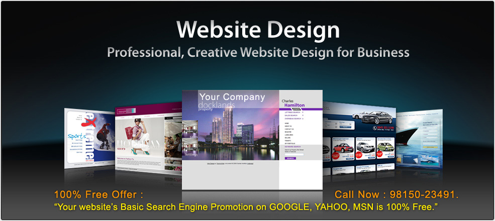 Website Designing Website Development